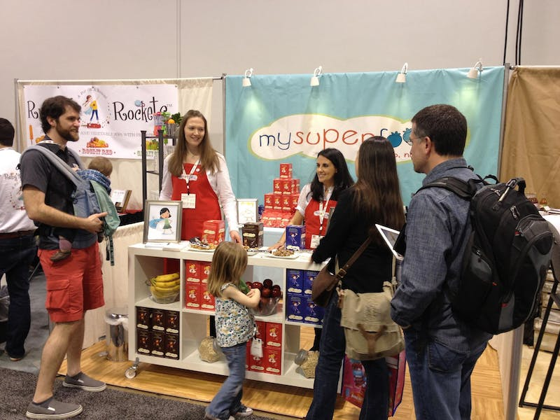 Natural Products Expo West 2013
