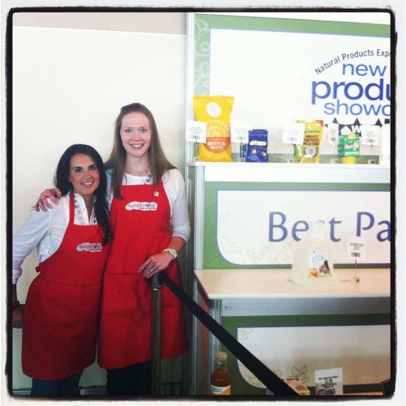 Our Very First Trade Show, Natural Products Expo East 2012, Nominated for Best New Packaging