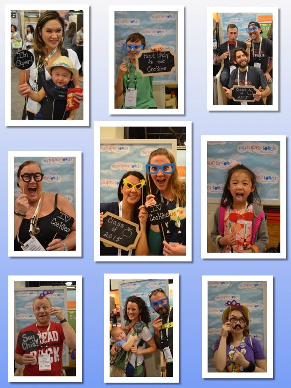 Expo West 2015 Photo Booth
