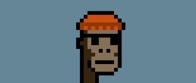 Ape cryptopunk
