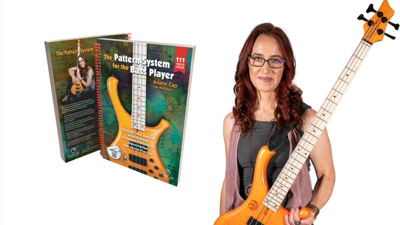 The Pattern System for the Bass Player - Sharpen Your Musical Mind through Fretboard Proficiency, Improvisation and Mental Practice