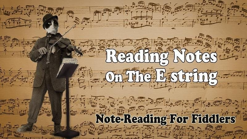 Reading Notes On The E string
